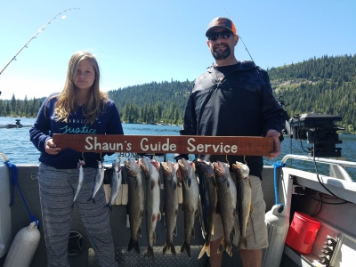 Donner lake fishing report 6-02-18