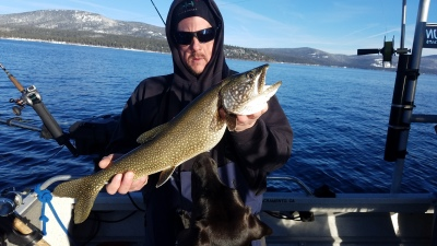 Fishing report 1-23-19